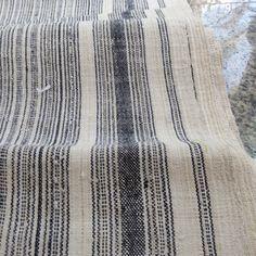 Hmong  hemp Vintage fabrics and  textiles  Handwoven by dellshop