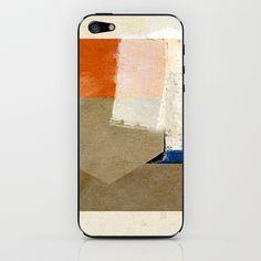 Ponta de Areia iPhone & iPod Skin by Fernando Vieira
