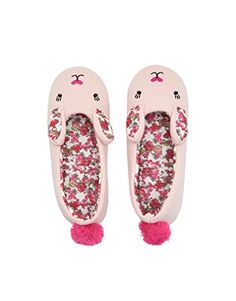 f73038208d9 Joules Girls Junior Character Slippers – Hare Joules Girls, Joules Uk, Bell  Shoes,