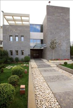 Ghazale Residence, Contemporary Lebanon residence displaying amazing outdoor features