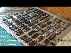Wahhhhh...ampuh juga nih orang....punya koleksi henpon nokia dari tahun produksi 90 hingga 2014 ...Nokia kita kenal sebagai brand henpon pal...