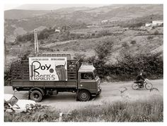 #Vintage Roy Roger's Advertising Campaign.