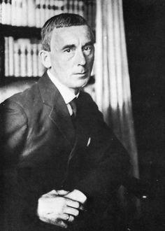 Portrait of Hugo Ball,1916
