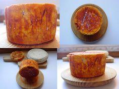 Queso de cabra curado con pimenton by guillermo.manteiga,