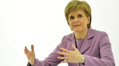 Brexit may lead to Scottish independence: Sturgeon