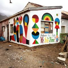 Remed New Mural In Cape Town, South Africa StreetArtNews