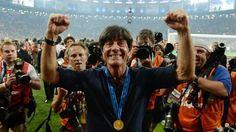 WM 2014 in Brasilien: Jogi Löw ist der Größte