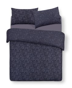 Primark - Roupa de cama tam. king paisley damasco