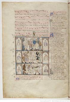 Anc. 6812  Date d'édition :  1301-1400  Français 146   Folio 36v