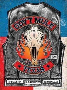 Gov't Mule [11-10-2013] House Of Blues, Dallas, TX »