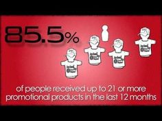 Reach & Recall—How Promotional Products Compare http://www.youtube.com/watch?v=8yjZF0d1WnY&feature=player_embedded