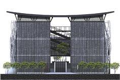 Taipei Univesity Library / LIAO Architect & Associates