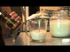 Coconut Milk Yogurt with RealFoodForager.com  Directions about separation