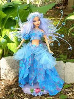 How To Make Fairy Wings | Learn How to Make FAIRY WINGS ~ for Barbie Dolls & Poly Clay Sculpts