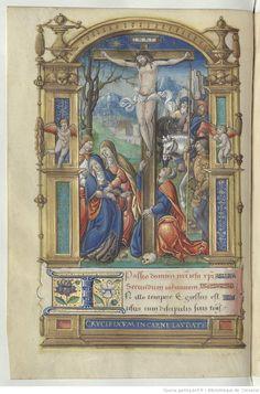 From Livre d'heures, en latin 1501-1600