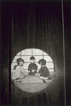 Akiko Takizawa :: Inhabitants of North, Fox Children, Gelatine silver print, Fukuoka Japan, Contemporary Photographers, Various Artists, Moonlight, Creepy, Weird, Fox, Japanese, Illustrations