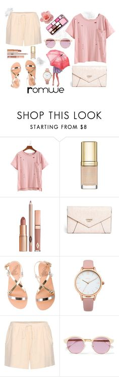 """""""#48"""" by melissious on Polyvore featuring Dolce&Gabbana, Dolce Vita, GUESS, Ancient Greek Sandals, Monsoon, Oasis, Chloé and Sheriff&Cherry"""