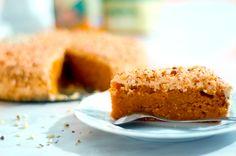Markéta Bártová: VEGAN CARROT CAKE Sweet Recipes, Vegan Recipes, Vegan Carrot Cakes, Vegan Treats, Cornbread, Banana Bread, Carrots, Sweet Treats, Vegetarian