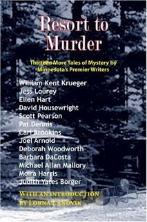 "Kevin's Corner: Reviewing: ""Resort to Murder: Thirteen More Tales ..."