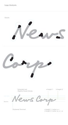 News Corp on Behance
