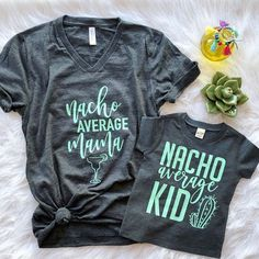 Baby Shirts, Family Shirts, Mom Shirts, Kids Shirts, Funny Shirts, Mommy And Me Shirt, Mommy And Son, 2nd Birthday Party Themes, Birthday Ideas