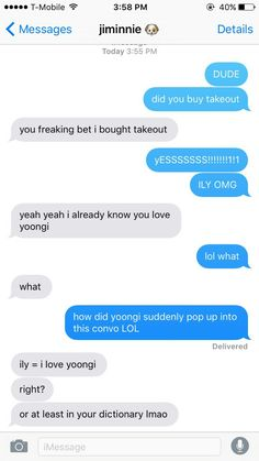 Ily = i love yoongi Fake Text Message, Text Messages, Kookie Bts, Bts Bangtan Boy, Bts Snapchats, Text Imagines, Bts Scenarios, Bts Texts, Bts Imagine