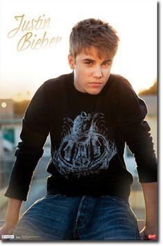Justin Bieber - Twilight Poster