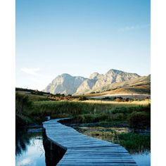 Why South Africa's Babylonstoren Hotel and Farm Is the Ultimate Food Lover's Paradise Wooden Walkways, The World's Greatest, See Photo, South Africa, Travel Destinations, Mountains, Places, Paradise, African