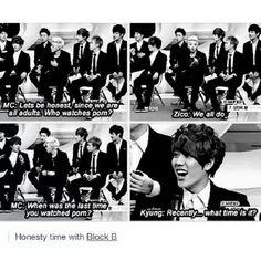 Block B.......... My god.............. xD zico is the best :D