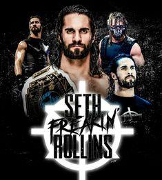 Wwe Seth Rollins, Seth Freakin Rollins, Wwe Superstar Roman Reigns, Wwe Roman Reigns, Aj Styles, Seth Rollins Wallpaper, Wwe Quotes, Chris Benoit, Roman Regins