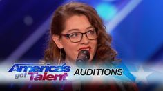 Mandy Harvey: Deaf Singer Earns Simon's Golden Buzzer With Original Song... America's Got Talent, Talent Show, Mandy Harvey, Buzzer, Beautiful Voice, Beautiful Person, Original Song, Losing Her, I Love Music