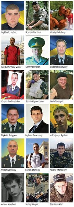 At least 594 Ukrainian soldiers killed in Russia's war against Ukraine.