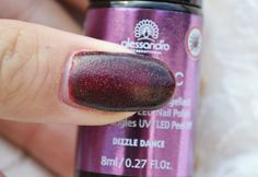 Striplac Dizzle Dance Und noch vieles mehr : Nagellack Galerie