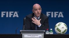 Statement from FIFA President Gianni Infantino