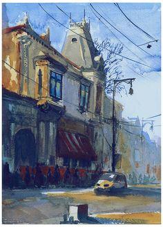 https://flic.kr/p/ytUKKy | Bucuresti Mic | Bucharest Scene