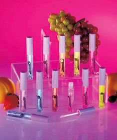 Sets of 12 Flavored Lip Glosses