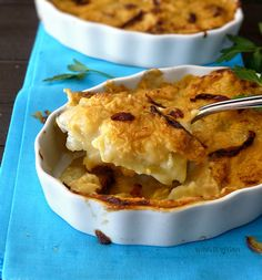 Super Low-Fat Potato Casserole by River (Wing-It Vegan), via Flickr