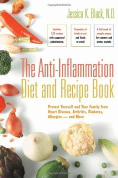 The Anti-Inflammation Diet and Recipe Book: Protect Yourself and Your Family from Heart Disease  Arthritis  Diabetes  Alle...: http://www.amazon.com/The-Anti-Inflammation-Diet-Recipe-Book/dp/0897934857/?tag=greavidesto05-20