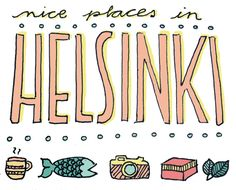 OH! MY CAKE: Nice places in Helsinki