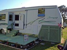5th Wheel RV located in Chincoteague,