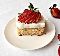 Mexican Three-Milk Cake by milkandhoney2012, via Flickr
