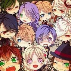 Read ❥【ESCORPIO】 from the story ❘❘ Diabolik Lovers Zodiacal ❘❘ by Benner_ (bunnymeow) with reads. pero que kawaii \(^ω^\) I Love Anime, All Anime, Anime Chibi, Me Me Me Anime, Kawaii Anime, Manga Anime, Otaku, Diabolik Lovers Ayato, Kanato Sakamaki