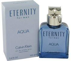 Calvin Klein - Eternity Aqua for Men 50 ml EDT - Mænd