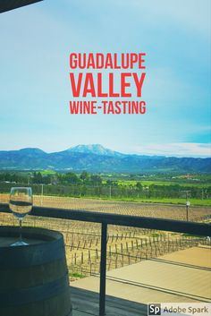 Wine-tasting in Guadalupe Valley, Mexico