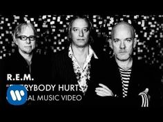 ▶ R.E.M. - Everybody Hurts (Official Music Video)