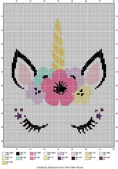 Discover recipes, home ideas, style inspiration and other ideas to try. Cross Stitch For Kids, Cross Stitch Love, Cross Stitch Cards, Cross Stitch Designs, Cross Stitching, Cross Stitch Embroidery, Cross Stitch Patterns, Unicorn Cross Stitch Pattern, Unicorn Pattern