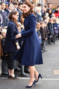 Kate Middleton at Reach Academy Feltham | PEOPLE.com