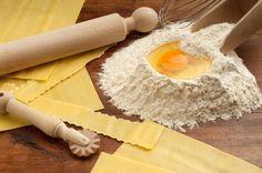 Pasta fresca fatta in casa, ricetta senza glutine