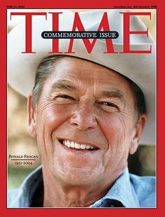 Ronald Reagan - TIME - News, pictures, quotes, archive