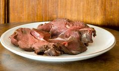 If you plan ahead 4 days.How to Get the Wild Taste Out of Deer Meat Elk Recipes, Wild Game Recipes, Venison Recipes, Lamb Recipes, Cooking Recipes, Cooking Tips, Venison Meals, Fish Recipes, Dinner Recipes